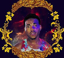 Chance The Rapper in Frame by coolGEORGE