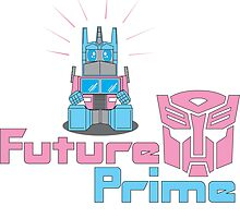Future Prime Female by GraphXninja