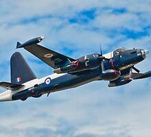Lockheed Neptune P2V-7 A89-273 by Steve Randall
