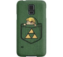 Pocket Link Samsung Galaxy Case/Skin