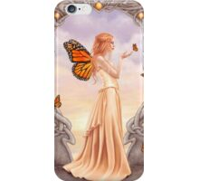 Citrine Birthstone Fairy iPhone Case/Skin