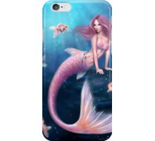 Aurelia Goldfish Mermaid iPhone Case/Skin