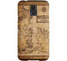 Seven Kingdoms Samsung Galaxy Case/Skin