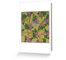 1146 Abstract Thought Greeting Card