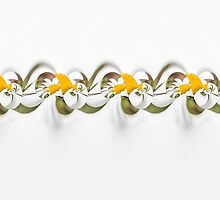 Flower ribbon by derejeb