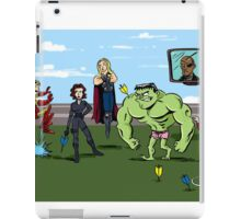 Avengers at Play iPad Case/Skin
