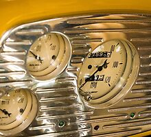 Chrome Auto Dashboard and Gauges by Mike Koenig