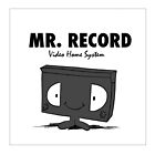Mr. Record by tupa