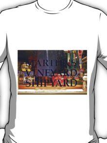 Martha's Vineyard Shipyard T-Shirt