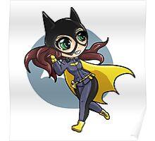 chibi batgirl escapes! Poster