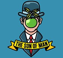 The son of man  by redwane