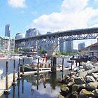 Granville Bridge by Tom  Reynen