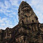 Angkor Wat by godtomanydevils