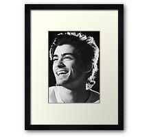 Zayn Malik Framed Print