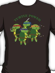 Turtle Power TMNT T-Shirt