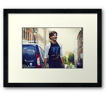 Louis Tomlinson Framed Print