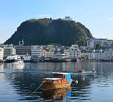 City View - Ålesund, Norway by christinaoslo