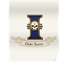 Ordo Xenos (Warhammer) Poster