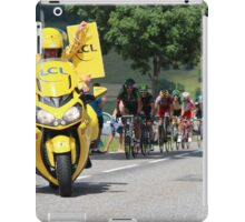 Tour de France 2014 - Peleton Stage 17 iPad Case/Skin