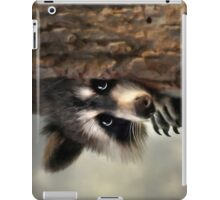 Conspicuous Bandit iPad Case/Skin
