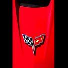 Little Red Corvette Case by Ron Hannah