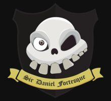 Sir Daniel Fortesque - Medievil by Daniel Espinola