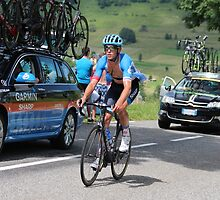 Tour de France 2014 - Jack Bauer - New Zealand by MelTho