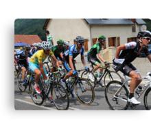 Tour de France 2014 - Stage 18 Canvas Print
