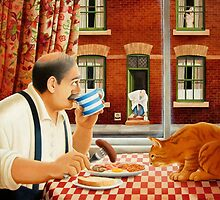 Arthurs Morning. by vickymount