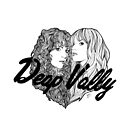 Deap Vally Heart by Kayleigh Brookes
