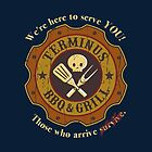 Terminus BBQ & Grill by fishbiscuit