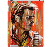 Captain Nathan Malcolm Reynolds Fillion Painting iPad Case/Skin
