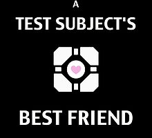 A Test Subject's Best Friend - Portal by FandomFrenzy