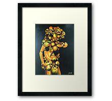Gabble Ratchett Framed Print