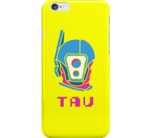 Trippy Tau! iPhone Case/Skin
