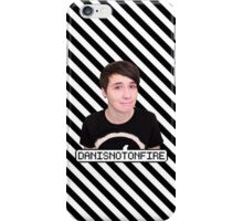 DANISNOTONFIRE iPhone Case/Skin