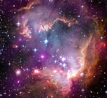 Small Magellanic Cloud by Keska