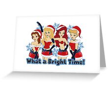 What a Bright Time! Greeting Card