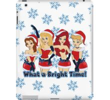 What a Bright Time! iPad Case/Skin