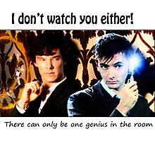 Great Minds!  think alike by Nadya Johnson