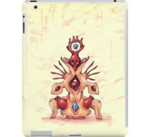 Decorated Royal iPad Case/Skin