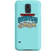 Teenage Mutant Ninja Squirtles Samsung Galaxy Case/Skin