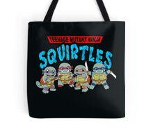 Teenage Mutant Ninja Squirtles Tote Bag