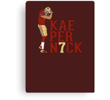 Kaepernicking Canvas Print