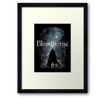 Bloodborne by AronGilli Framed Print