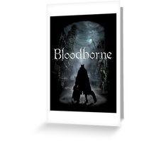 Bloodborne by AronGilli Greeting Card
