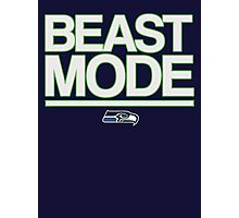 Beast Mode Photographic Print