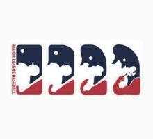 The real MLB Logo by Arrow310
