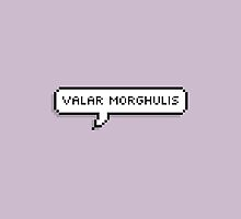 valar morghulis by shadowmoses
