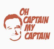 O Captain My Captain by 2E1K